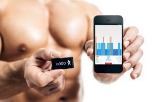 Activity Tracker Test - Auswertung auf dem Smartphone