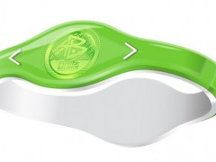 Power Balance Armband Test