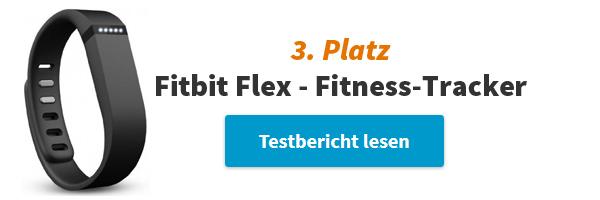Fitness-Armband Test - Dritter Platz